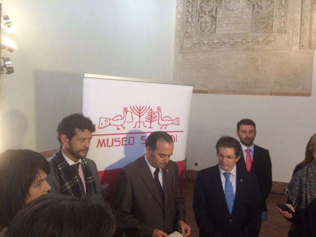 Los descubrimientos arqueológicos de la sinagoga de Lorca protagonizan una exposición en el Museo Sefardí de Toledo - 2, Foto 2