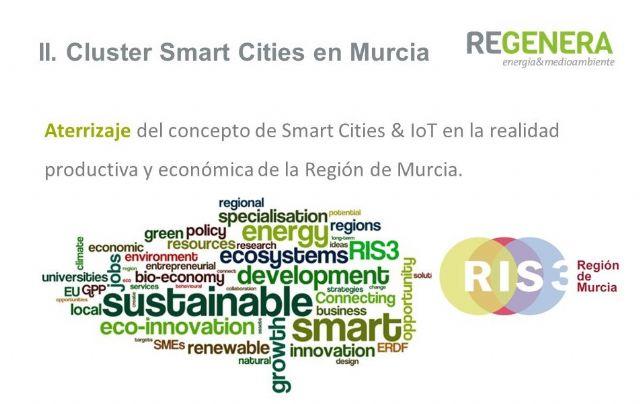 El Ayuntamiento de Cieza se adhiere al clúster de smart cities de la Región de Murcia - 1, Foto 1