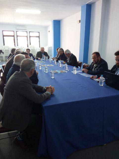 El PP de Totana agradece el compromiso del Consejero de Agua con la Comunidad de Regantes del Trasvase Tajo-Segura de Totana, Foto 4