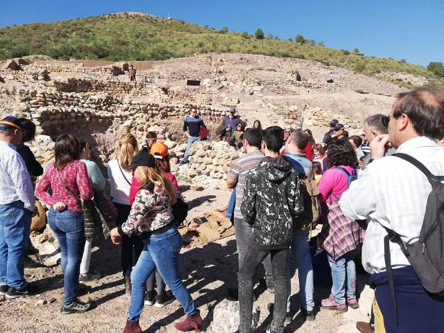 The next theatrical visit to the La Bastida site will be on Saturday, April 13, in two morning shifts, Foto 2