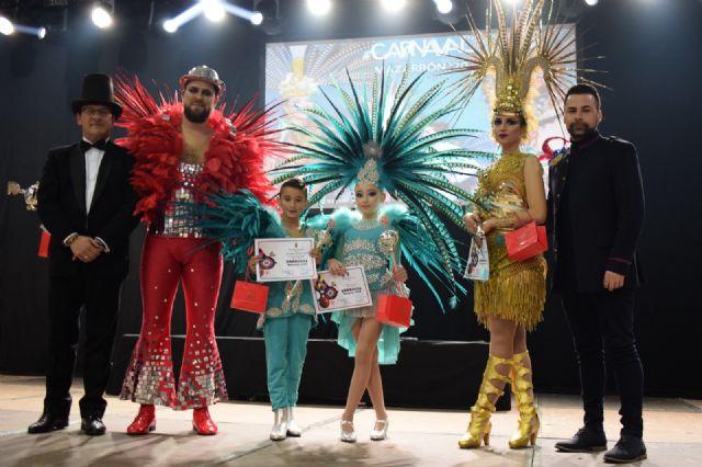 Mazarrón disfruta de la elección de los Musos y Musas del Carnaval a ritmo de baile y colorido - 1, Foto 1