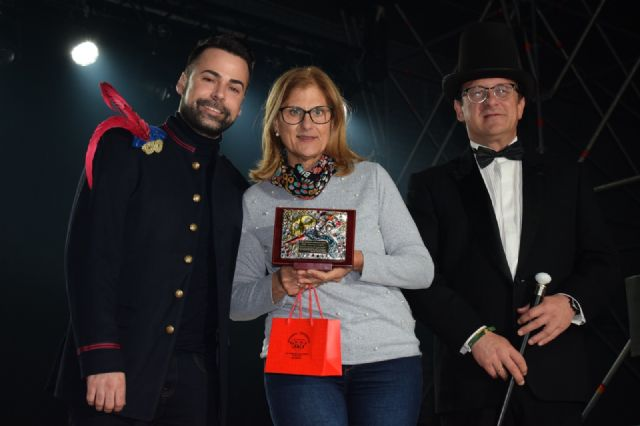 Mazarrón disfruta de la elección de los Musos y Musas del Carnaval a ritmo de baile y colorido - 2, Foto 2