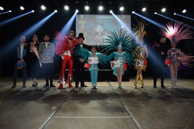 Mazarrón disfruta de la elección de los Musos y Musas del Carnaval a ritmo de baile y colorido - 3, Foto 3