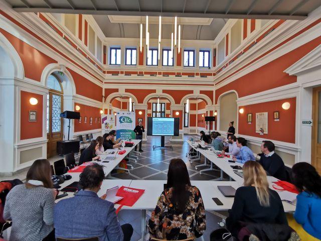 Murcia reafirma su compromiso con la innovación a nivel europeo - 1, Foto 1