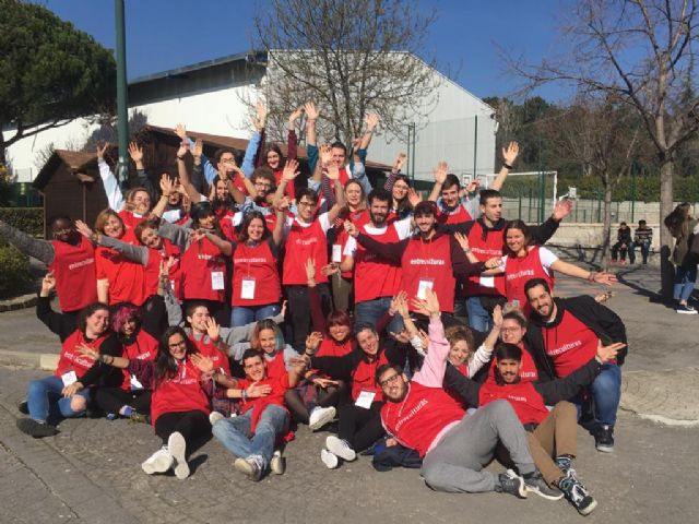 Más de 200 jóvenes y 70 docentes de 10 países se han dado cita en Madrid este fin de semana para construir ciudadanía global - 1, Foto 1