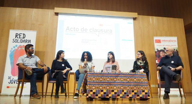 Más de 200 jóvenes y 70 docentes de 10 países se han dado cita en Madrid este fin de semana para construir ciudadanía global - 2, Foto 2