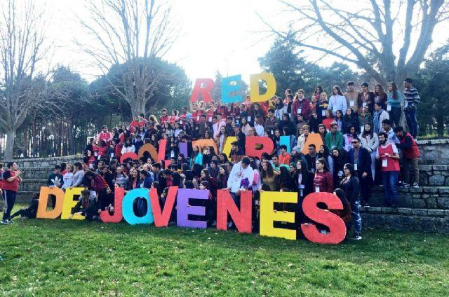 Más de 200 jóvenes y 70 docentes de 10 países se han dado cita en Madrid este fin de semana para construir ciudadanía global - 4, Foto 4