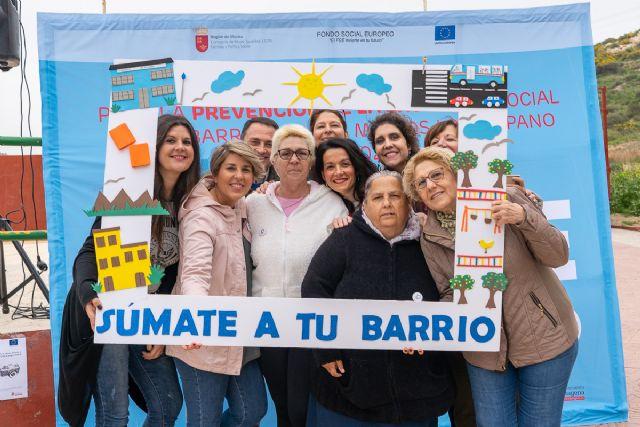 Arroyo anima a los vecinos de Lo Campano a participar en el plan social que se diseña para la zona - 1, Foto 1