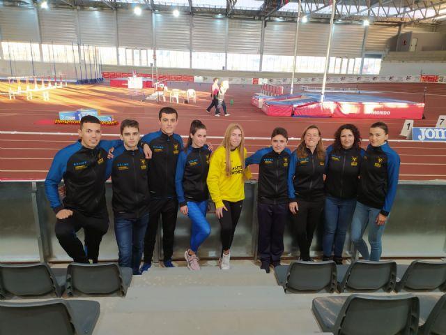 Pablo Díaz Bronce en el Nacional Sub23 y 8 titulos regionales para el UCAM Atletismo Cartagena - 1, Foto 1