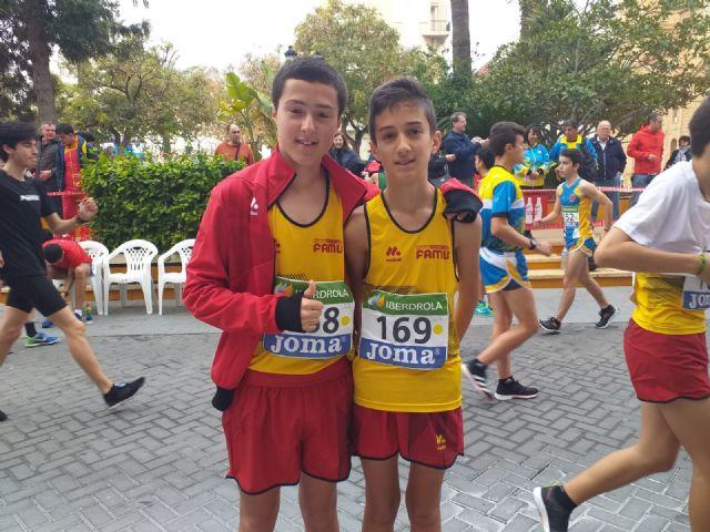 Pablo Díaz Bronce en el Nacional Sub23 y 8 titulos regionales para el UCAM Atletismo Cartagena - 3, Foto 3