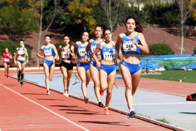 Pablo Díaz Bronce en el Nacional Sub23 y 8 titulos regionales para el UCAM Atletismo Cartagena - 4, Foto 4