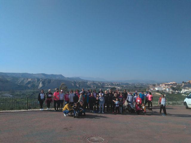 Buen ambiente en la marcha solidaria organizada por D´Genes en Campos del Río - 2, Foto 2