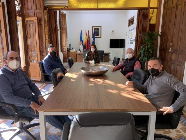 La Comunidad de Regantes presenta a su nueva directiva - 1, Foto 1