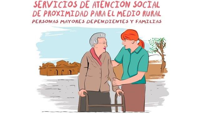El Ayuntamiento mantiene activo el Servicio de Atención Social de Proximidad para el Medio Rural destinado a personas mayores, dependientes y familias - 1, Foto 1