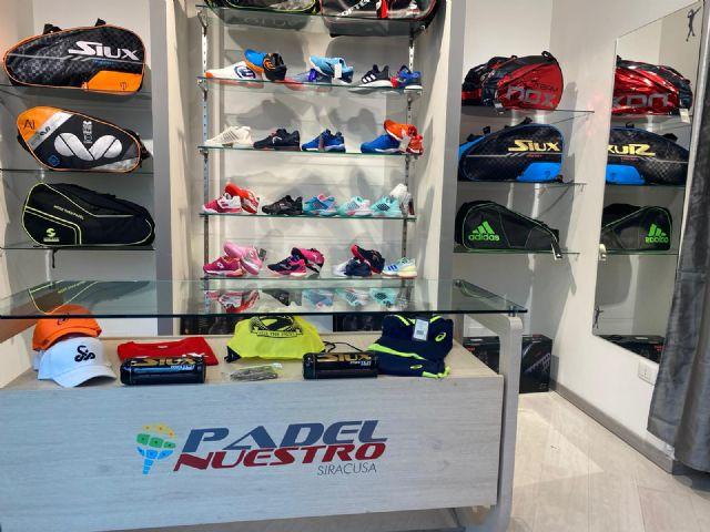 Padel Nuestro inaugura su primera tienda en el sur de Italia - 4, Foto 4