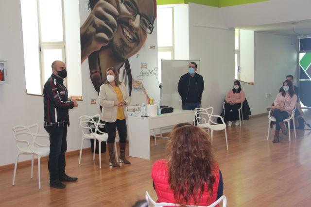Arranca en San Pedro del Pinatar una nueva edición del programa de búsqueda de empleo 100 x 100 activación - 1, Foto 1