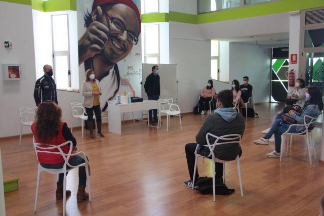 Arranca en San Pedro del Pinatar una nueva edición del programa de búsqueda de empleo 100 x 100 activación - 2, Foto 2