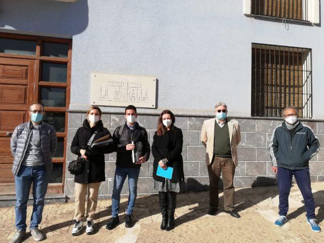 Cehegín continúa trabajando en el Plan de Accesibilidad del municipio - 2, Foto 2