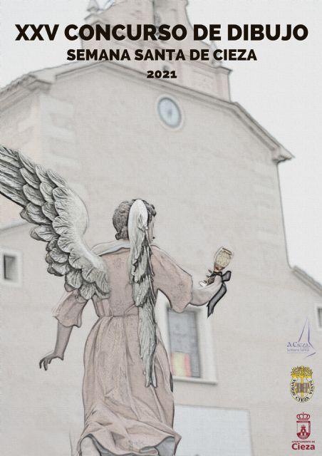 El próximo miércoles 17 de febrero arrancará una nueva edición del concurso de dibujo Semana Santa de Cieza - 1, Foto 1