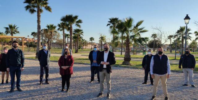 Los Alcázares inaugura el Parque del Gonio, una de las zonas de ocio familiar más grandes del Mar Menor - 1, Foto 1