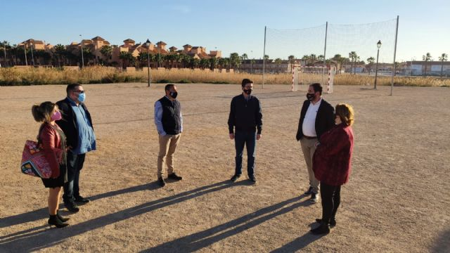 Los Alcázares inaugura el Parque del Gonio, una de las zonas de ocio familiar más grandes del Mar Menor - 2, Foto 2