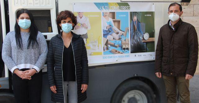 El Ayuntamiento y Sermubeniel lanzan una campaña para enseñar a reciclar de una manera más eficiente a los vecinos y vecinas - 1, Foto 1