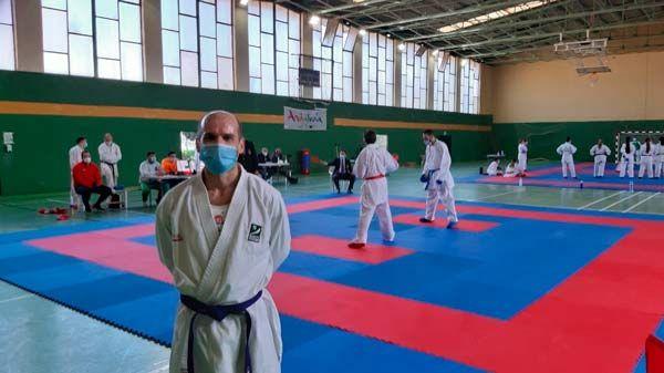Sergio Bautista estará presente en el Campeonato Nacional de Karate - 1, Foto 1