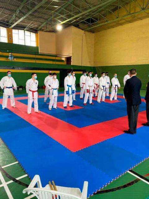 Sergio Bautista estará presente en el Campeonato Nacional de Karate - 2, Foto 2