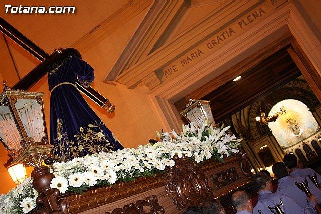 El Vía Crucis de Nuestro Padre Jesús Nazareno tendrá lugar el próximo viernes - 2, Foto 2