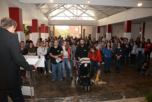 Reina Sofía College celebrated its 2nd Open Day