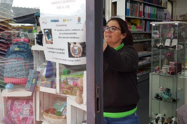 Molina de Segura suspende todos los mercados semanales en barrios y pedanías para evitar la propagación del COVID-19 - 3, Foto 3