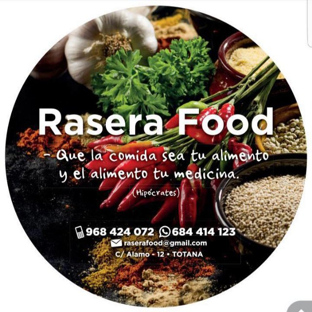 La Rasera Food continues to provide takeaways and implements home delivery