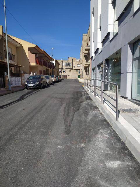 Se acomete la remodelación y mejora de las calles adyacentes a Camino Real y Avenida de Astudillo en Puerto Lumbreras - 2, Foto 2