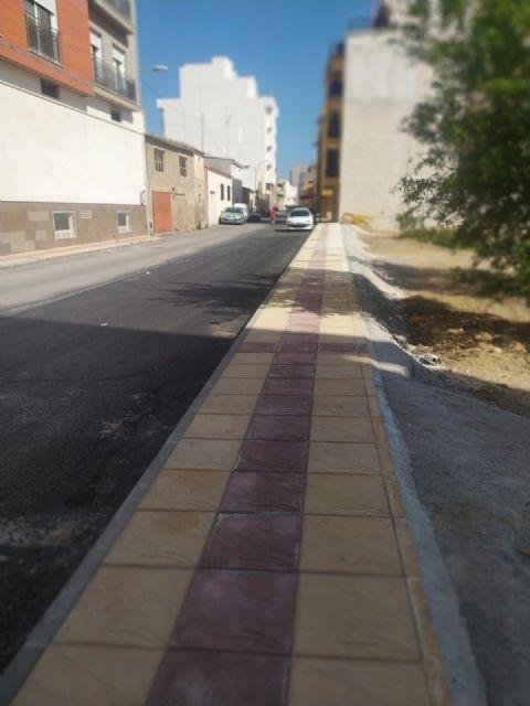 Se acomete la remodelación y mejora de las calles adyacentes a Camino Real y Avenida de Astudillo en Puerto Lumbreras - 3, Foto 3
