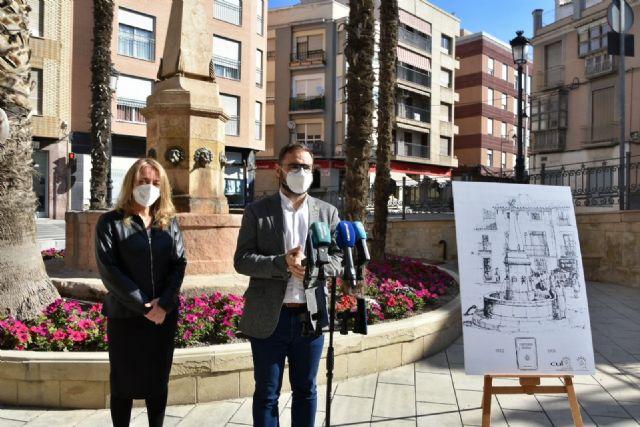 El Ayuntamiento de Lorca quiere recuperar un ejemplar de la Constitución de 1812, conocida como 'La Pepa', que podría estar enterrado en la Plaza de la Estrella - 1, Foto 1