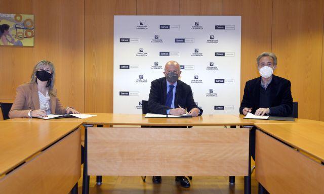 Bankia y Fundación CajaMurcia renuevan su apoyo a la Fundación Pedro Cano - 1, Foto 1