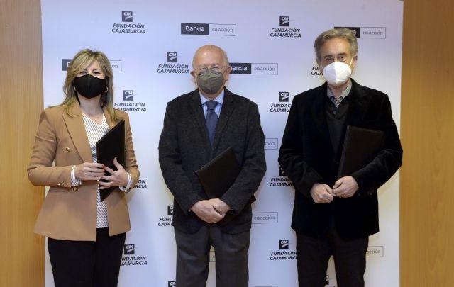 Bankia y Fundación CajaMurcia renuevan su apoyo a la Fundación Pedro Cano - 2, Foto 2