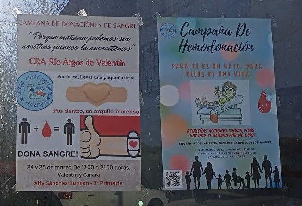Campaña de donación de sangre CRA Río Argos Para ti es un rato para ellos una vida - 3, Foto 3