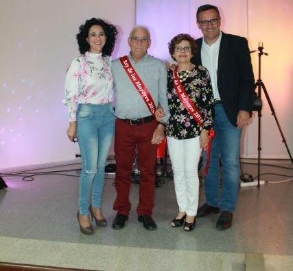 María Montalbán y Santiago del Bao, Reyes de Los Mayores 2018, Foto 4