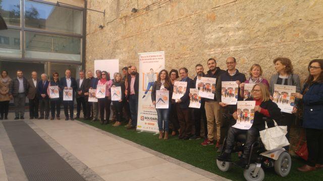 El 48,6% de los contribuyentes en la Región de Murcia aún no marcan la X Solidaria - 1, Foto 1