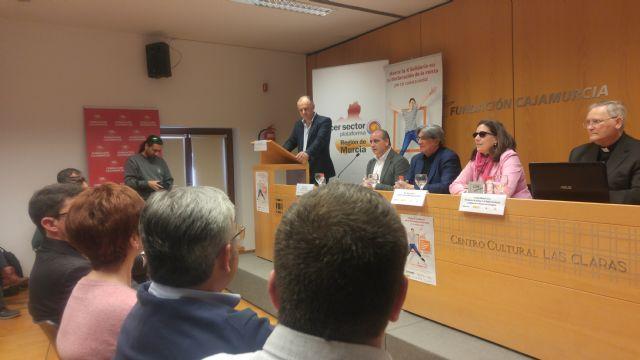 El 48,6% de los contribuyentes en la Región de Murcia aún no marcan la X Solidaria - 4, Foto 4