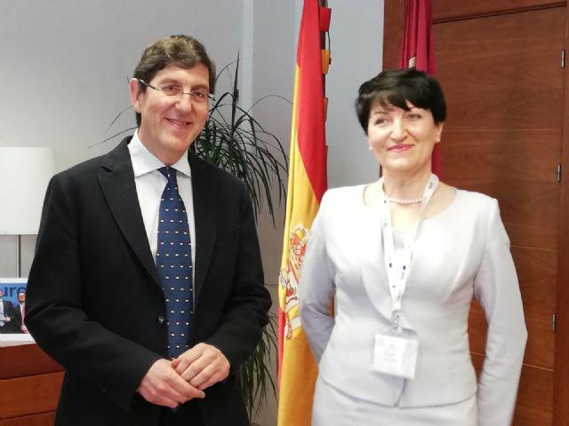 La Región de Murcia comparte con la provincia polaca de Lubuskie los aspectos de mejora asistencial y de gestión sanitaria, Foto 1