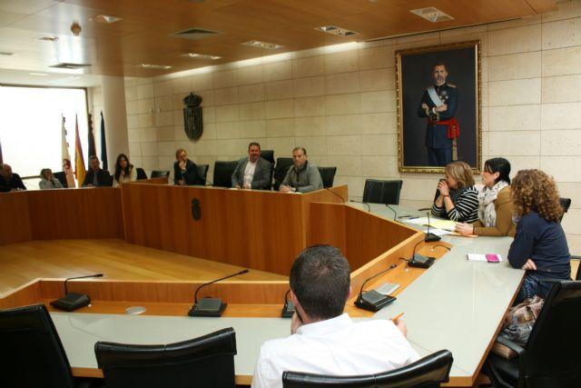 Ayuntamiento y Soltec ultiman los trabajos de coordinación para iniciar el proceso de selección de trabajadores y agilizar los trámites para iniciar la construcción de la planta fotovoltaica, Foto 1