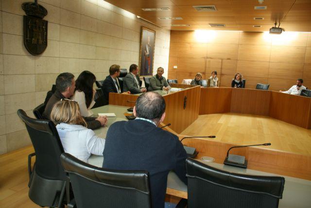 Ayuntamiento y Soltec ultiman los trabajos de coordinación para iniciar el proceso de selección de trabajadores y agilizar los trámites para iniciar la construcción de la planta fotovoltaica, Foto 2