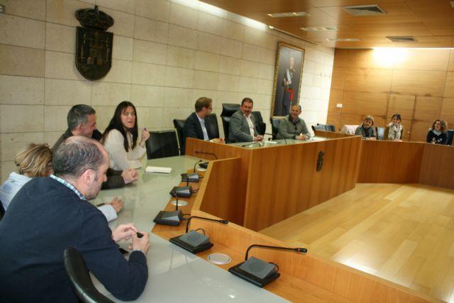 Ayuntamiento y Soltec ultiman los trabajos de coordinación para iniciar el proceso de selección de trabajadores y agilizar los trámites para iniciar la construcción de la planta fotovoltaica, Foto 3