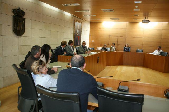 Ayuntamiento y Soltec ultiman los trabajos de coordinación para iniciar el proceso de selección de trabajadores y agilizar los trámites para iniciar la construcción de la planta fotovoltaica, Foto 4