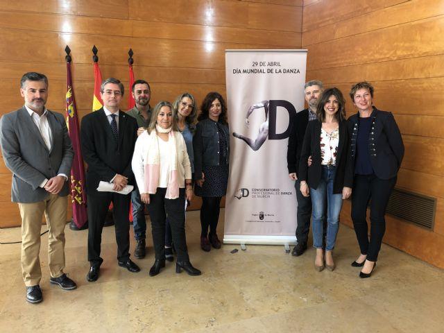 La danza inundará la ciudad de Murcia hasta el próximo mes de junio con motivo del Día Internacional de la Danza - 1, Foto 1