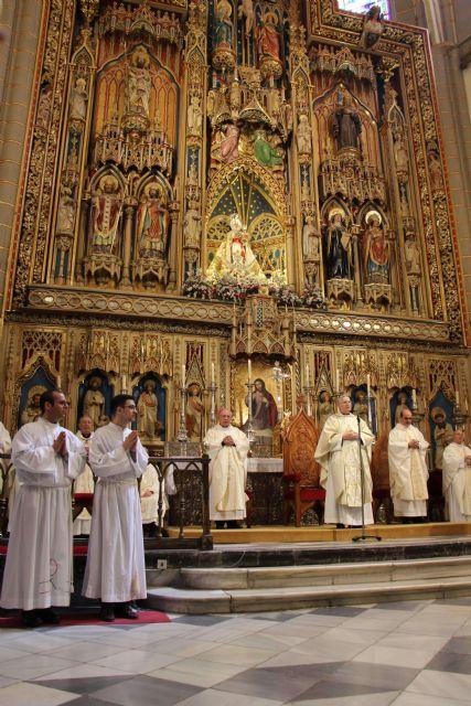 La Virgen de la Fuensanta regresa mañana a su santuario tras celebrar el aniversario de su coronación - 2, Foto 2