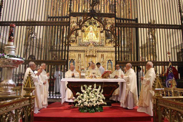La Virgen de la Fuensanta regresa mañana a su santuario tras celebrar el aniversario de su coronación - 3, Foto 3