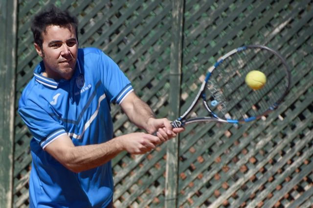 Pedro Cánovas proclaimed champion of Spain with the Murcia Tennis Club - 3